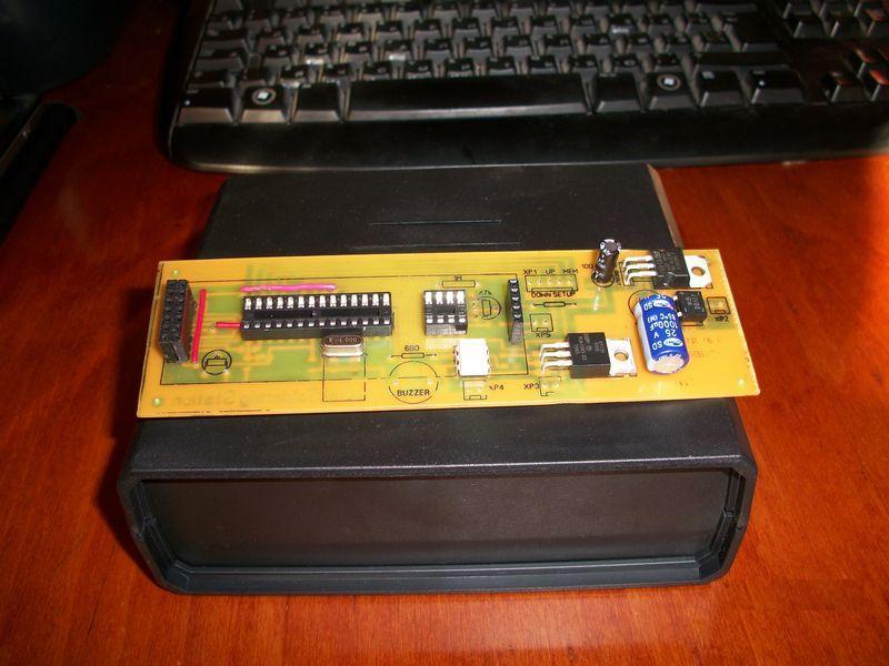 Паяльная станция на микроконтроллере