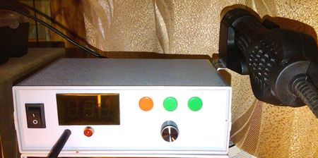 Контроллер темофена
