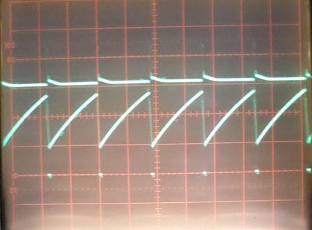 Осциллограмма 1