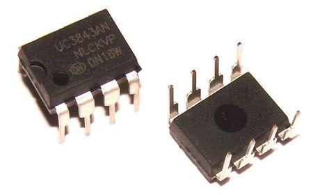 Шим-контроллеры серии UC184x, UC284x, UC384x.