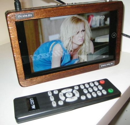 Три проблемы сборки телевизора на основе китайского скалера.