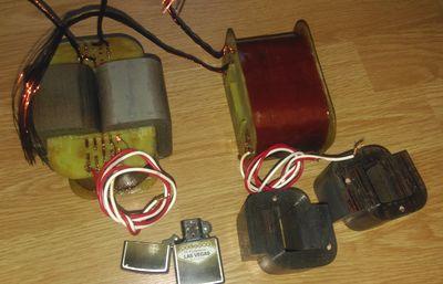 Проектируем выходной трансформатор для лампового усилителя.