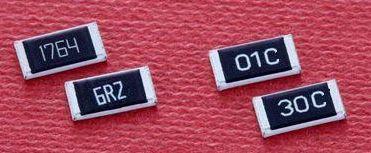 Реверсивный калькулятор кодов резисторов SMD.
