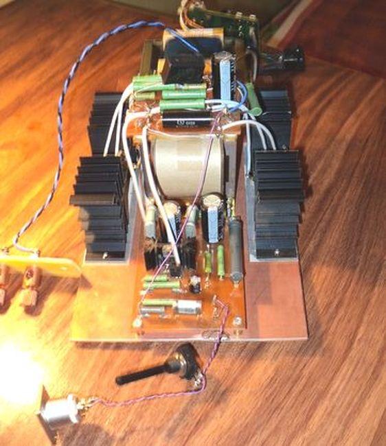 А из резисторов, относительно
